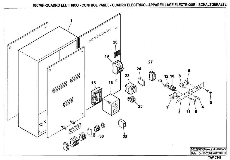 Baltur GI 510 DSPG