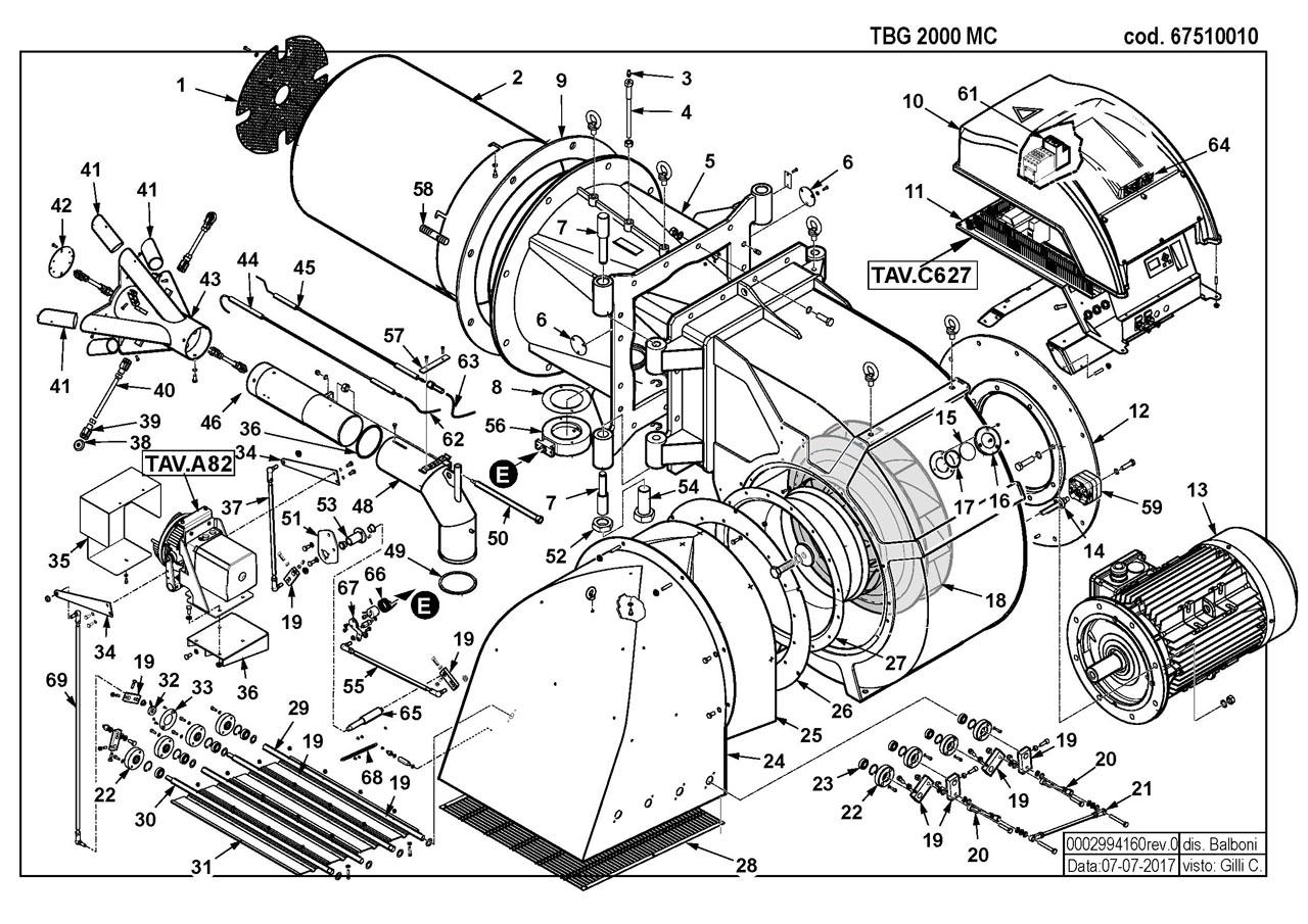 Baltur TBG 2000 MC