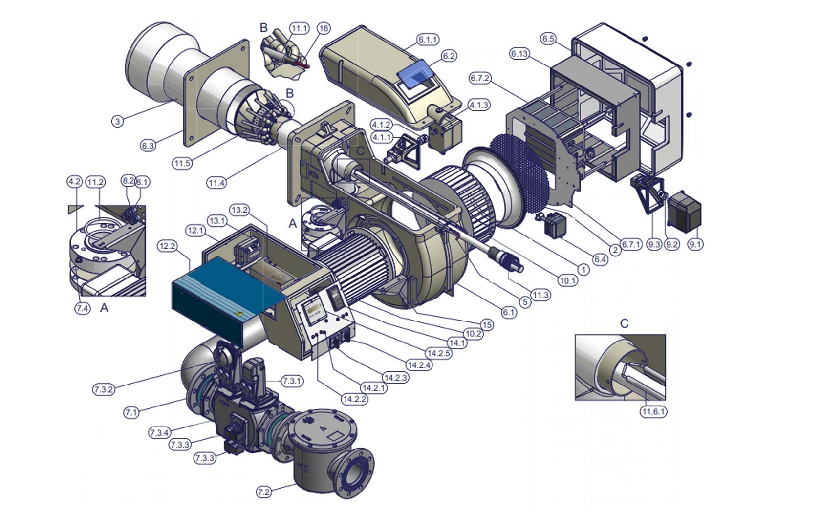 CIB Unigas P520A