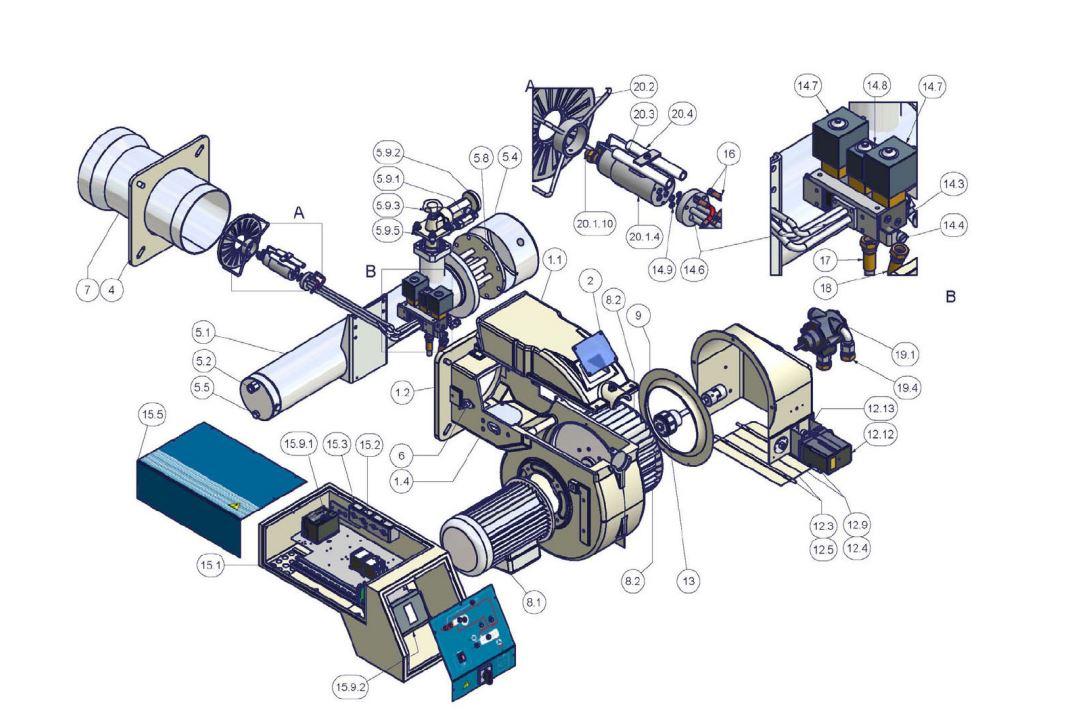 Cib Unigas TECNOPRESS PN81