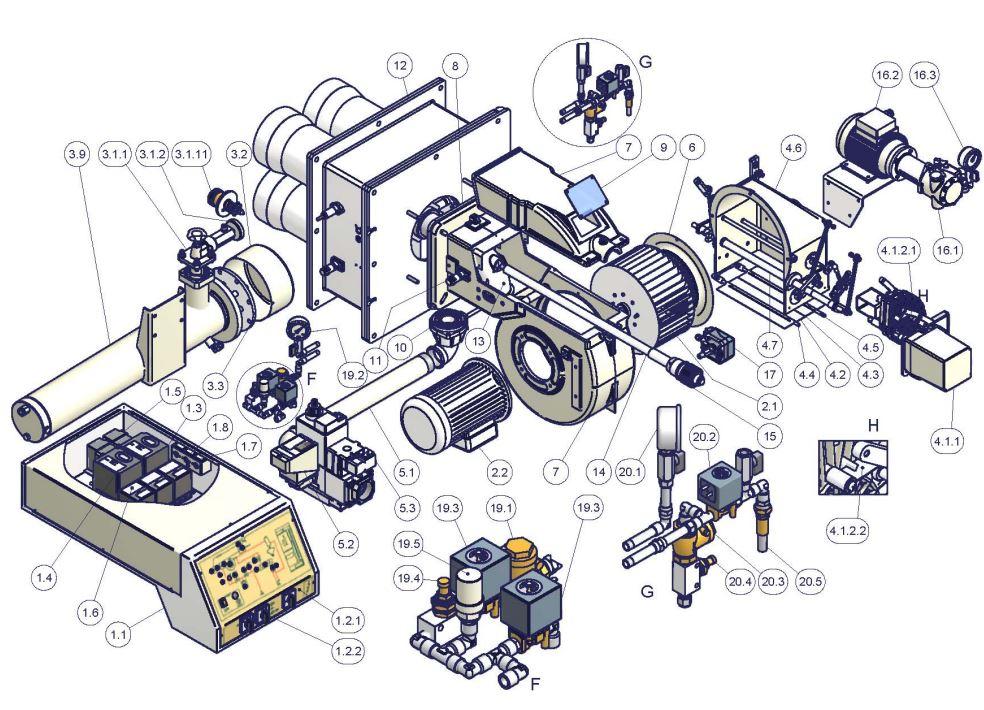 Cib Unigas TECNOPRESS VS KP72..VS
