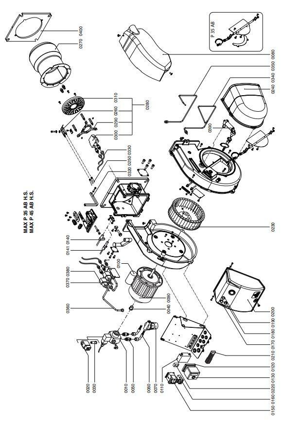 Ecoflam MAX P 35 AB HS