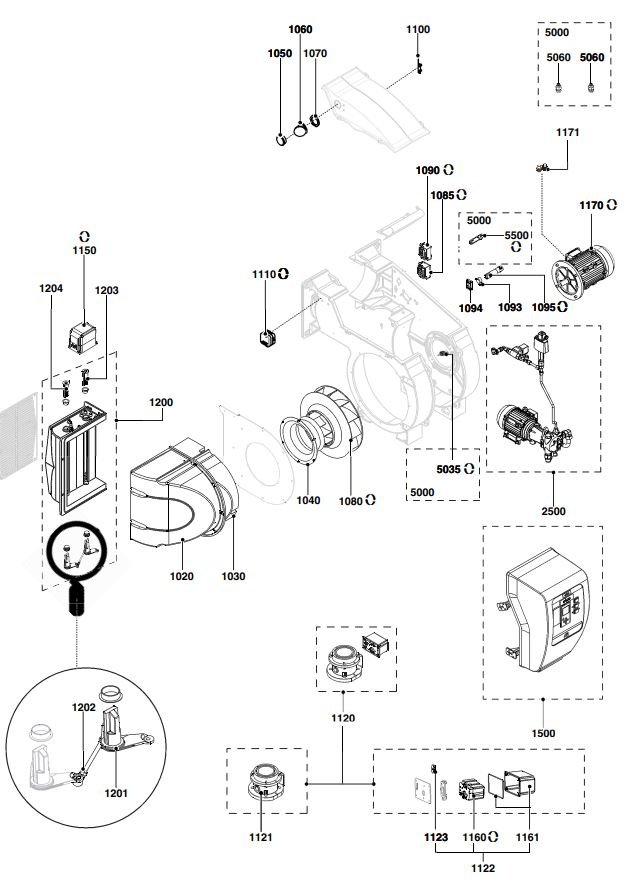 Elco /Cuenod EK EVO 7.4500 GL-EZ3