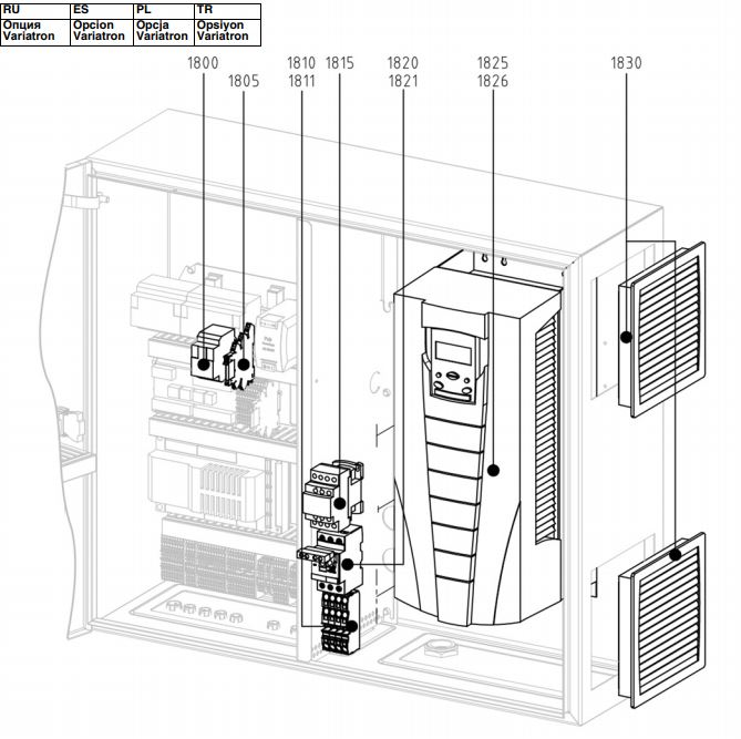 Elco /Cuenod Nextron N8.5700 L-EF3