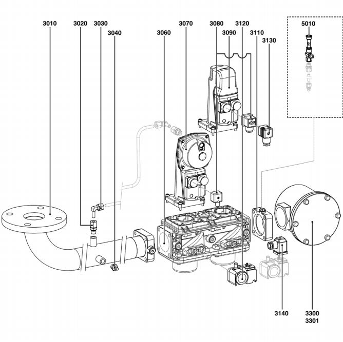 Elco /Cuenod NEXTRON N6.2400 GL-E