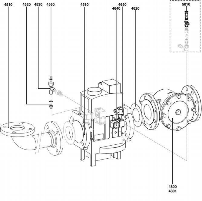 Elco /Cuenod NEXTRON N7.4500 GL-E