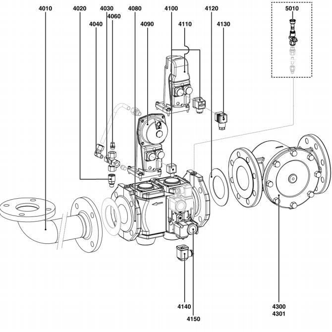 Elco /Cuenod NEXTRON N7.4500 GL-EF3