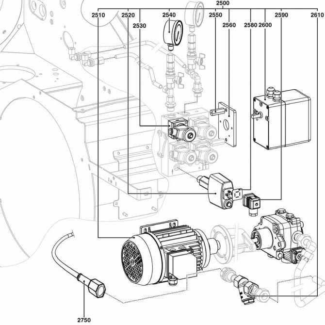 Elco /Cuenod Nextron N7.4500 L-EF3