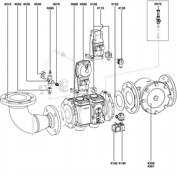Elco /Cuenod Nextron N8.5800 G-E