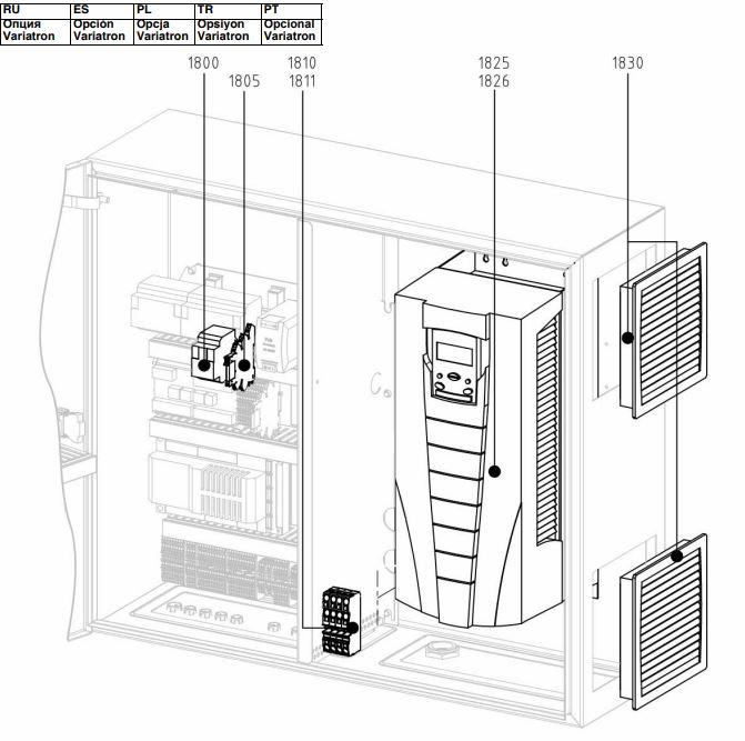 Elco /Cuenod Nextron N8.7100 G-EU3