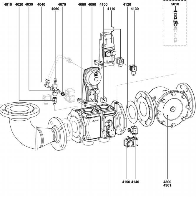 Elco /Cuenod NEXTRON N8.5800 GL-E