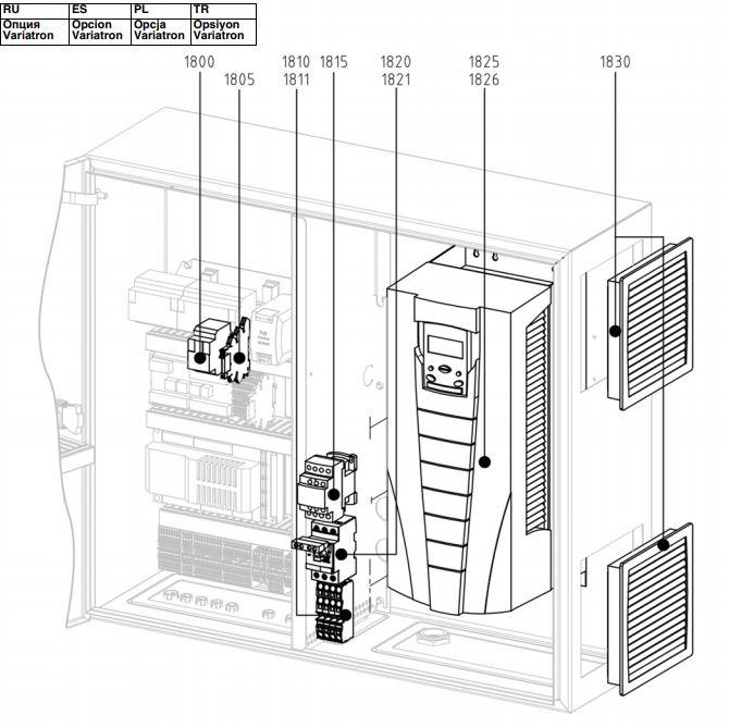 Elco /Cuenod Nextron N8.5800 L-E