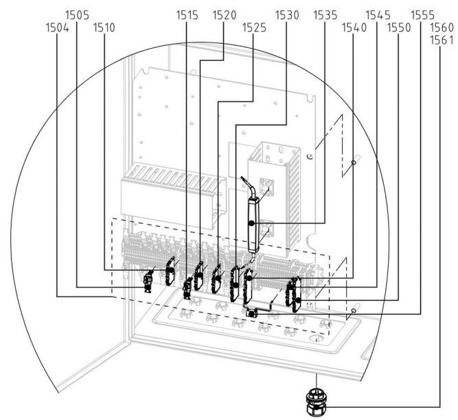 Elco /Cuenod NEXTRON N9.10400 GL-E