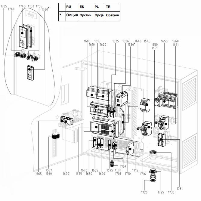 Elco /Cuenod NEXTRON N9.10400 GL-EUF