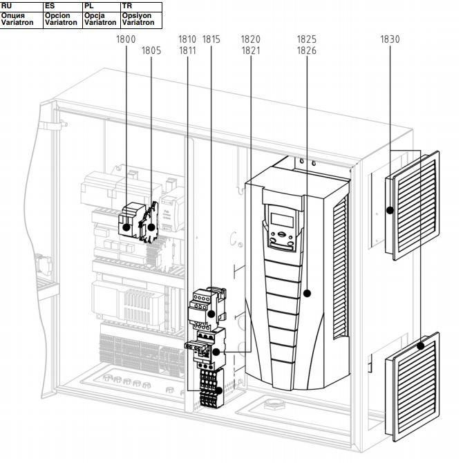 Elco /Cuenod Nextron N9.10400 L-EUF