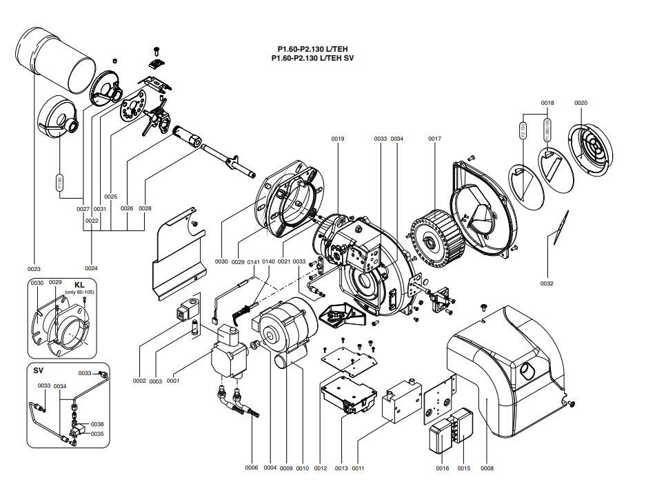 Elco /Cuenod Protron P1.60 L/TEH