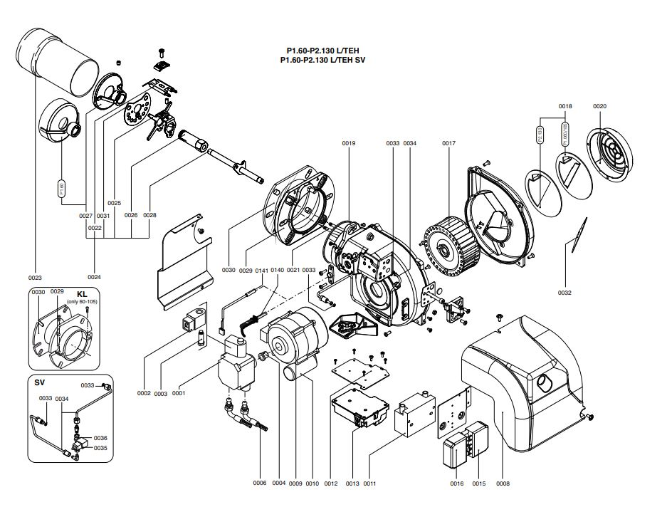 Elco /Cuenod Protron P2.130 L/TEH