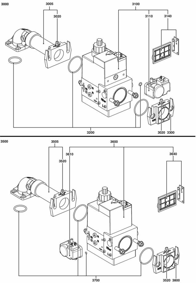 Elco /Cuenod Protron P2.160 G-U (TC)