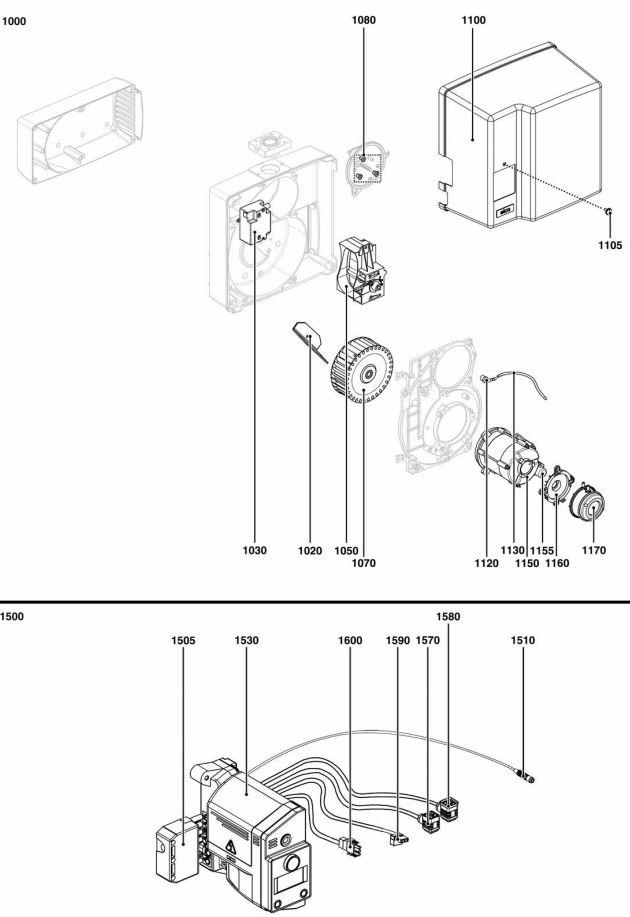 Elco /Cuenod Protron P2.210 G-U (TC)