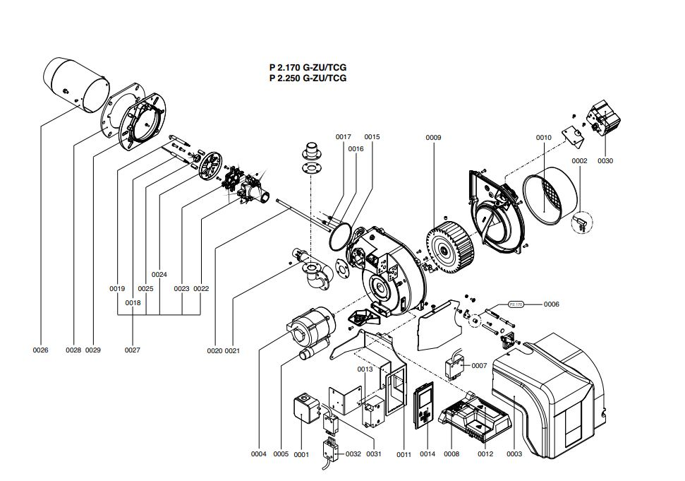 Elco /Cuenod Protron P2.250 G-ZU/TCG