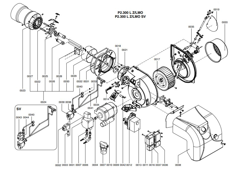 Elco /Cuenod Protron P2.300 L Z/LMO