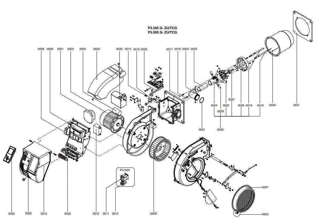 Elco /Cuenod Protron P3.500 G-ZU/TCG