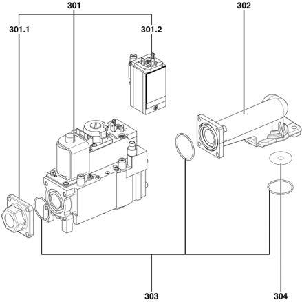 Elco /Cuenod Vectron VG1.40 E