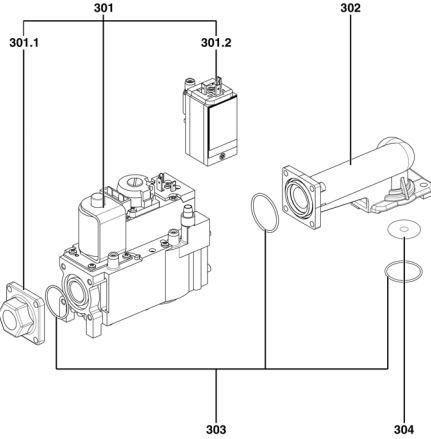 Elco /Cuenod Vectron VG1.55 E