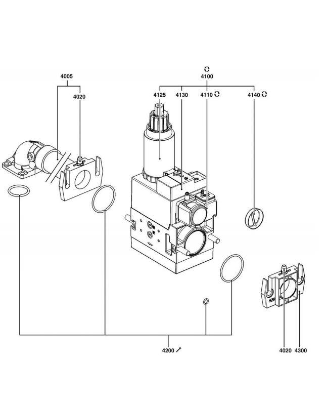 Elco /Cuenod Vectron VG2.120 D E