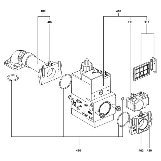Elco /Cuenod Vectron VG2.140 E