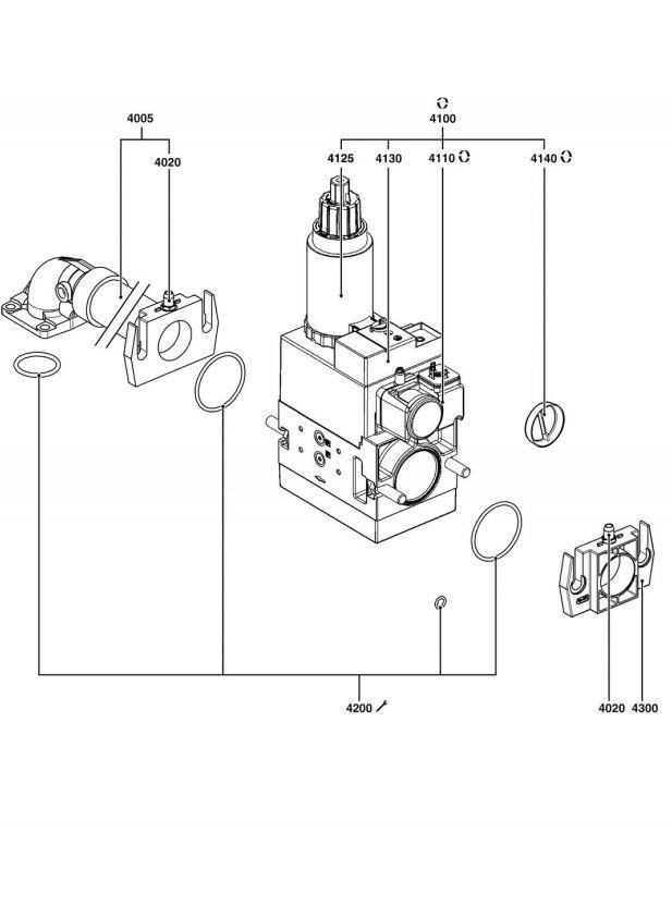 Elco /Cuenod Vectron VG2.160 D E