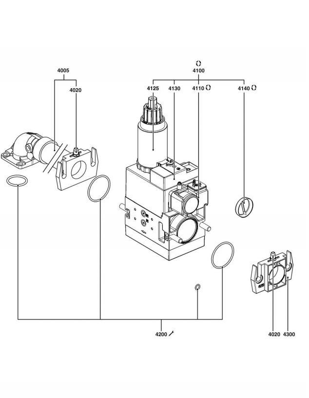 Elco /Cuenod Vectron VG2.205 D E