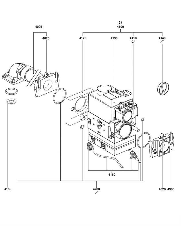 Elco /Cuenod Vectron VG2.205 DP E