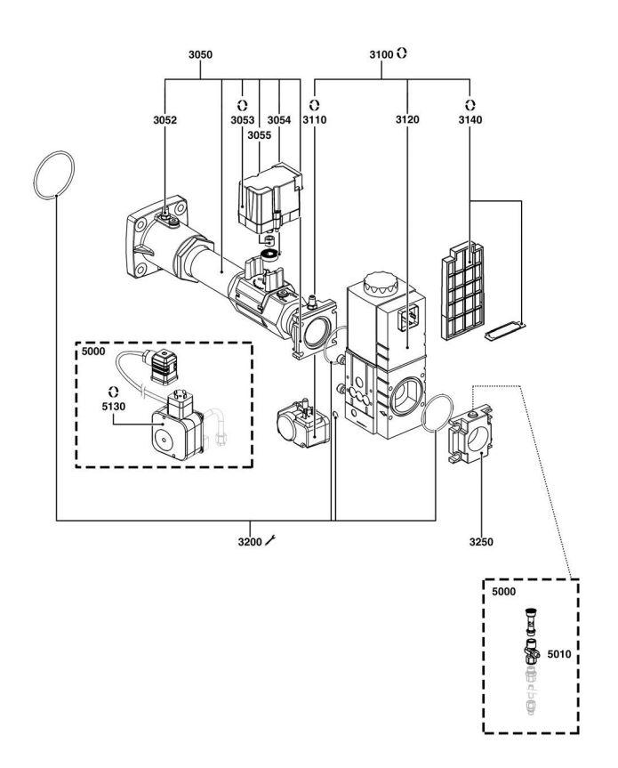 Elco /Cuenod Vectron VG3.290 M E