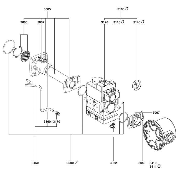 Elco /Cuenod Vectron VG4.440 DP E