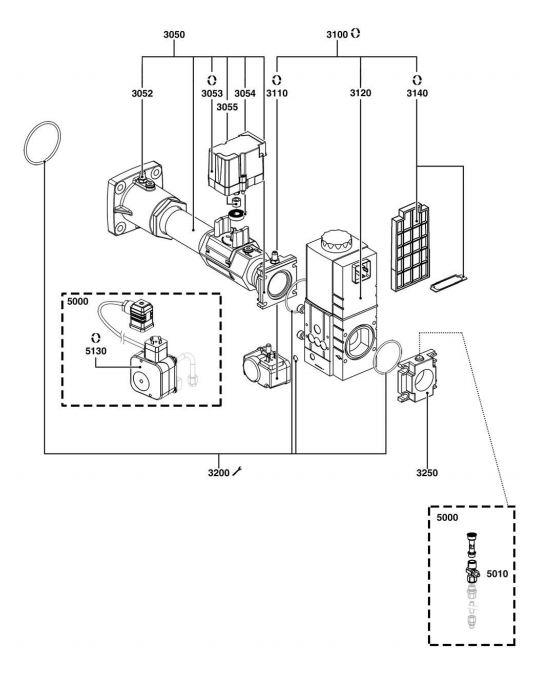 Elco /Cuenod Vectron VG4.440 M E