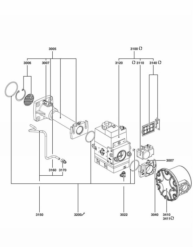 Elco /Cuenod Vectron VG5.1200 DP