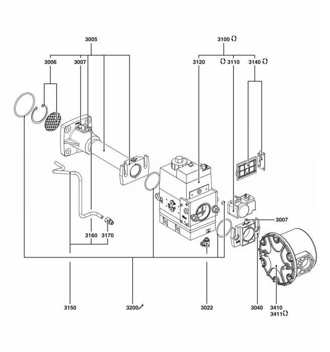 Elco /Cuenod Vectron VG5.1200 DP R