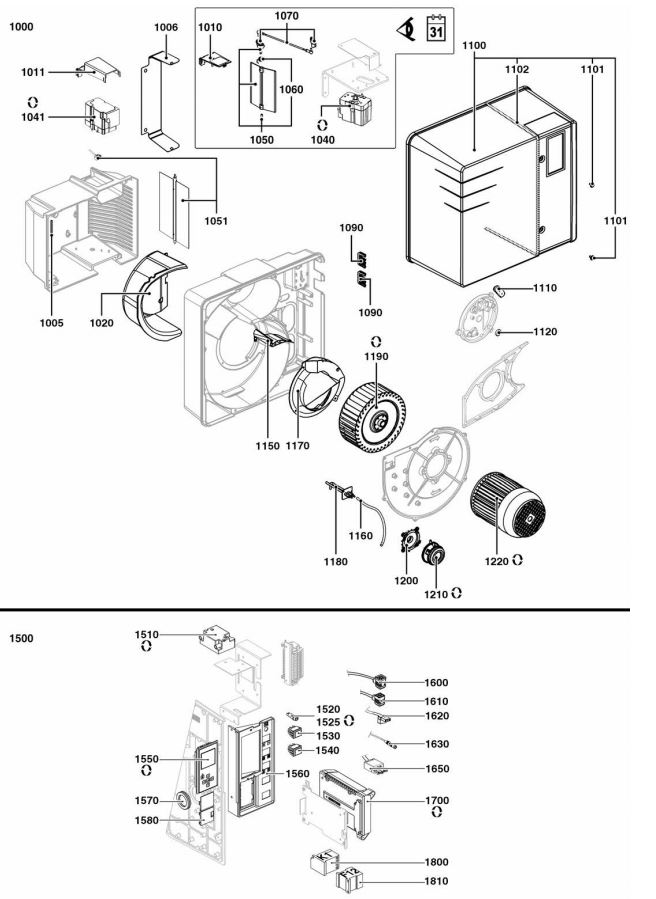 Elco /Cuenod Vectron VG5.950 DP