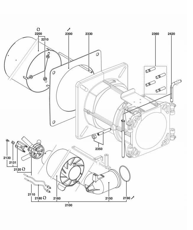 Elco /Cuenod Vectron VG6.1600 DP