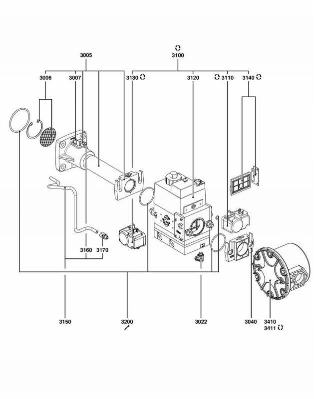 Elco /Cuenod Vectron VG6.2100 DP R