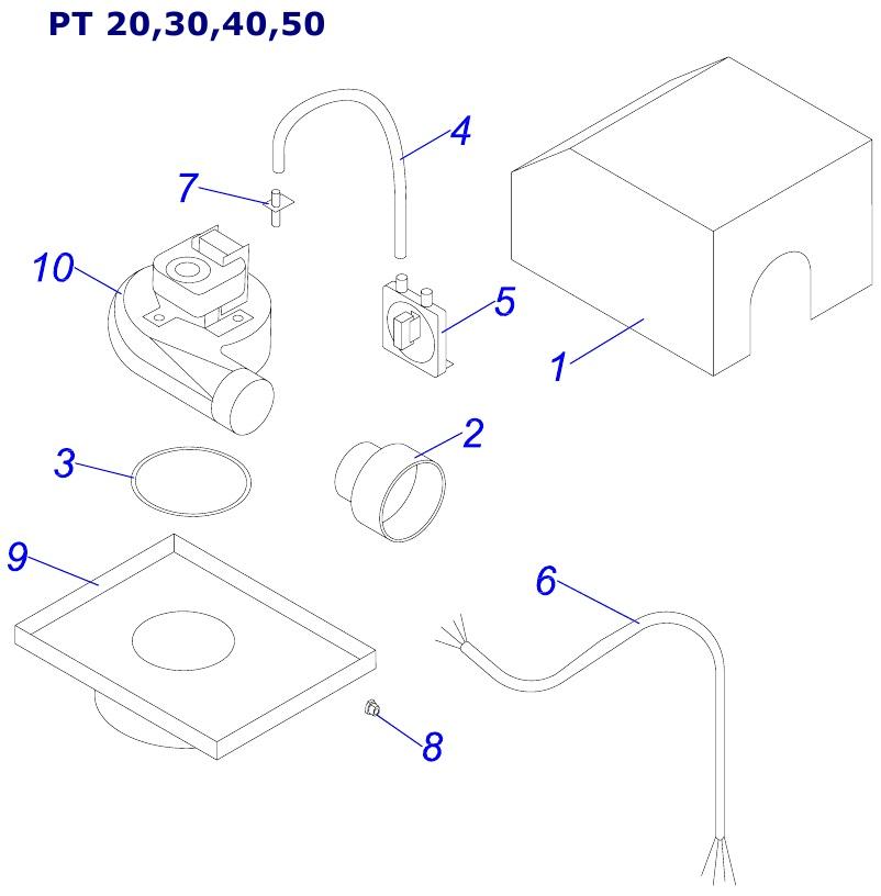 Protherm PT 20,30,40,50