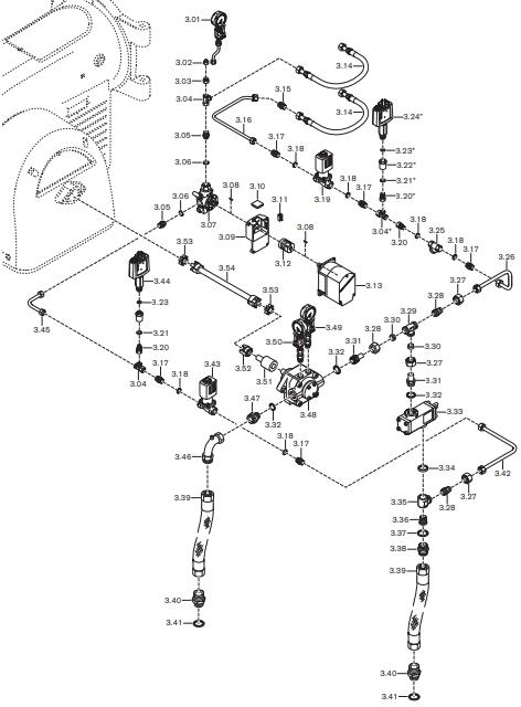 Газовая горелка Weishaupt WM-L 50/2-A R